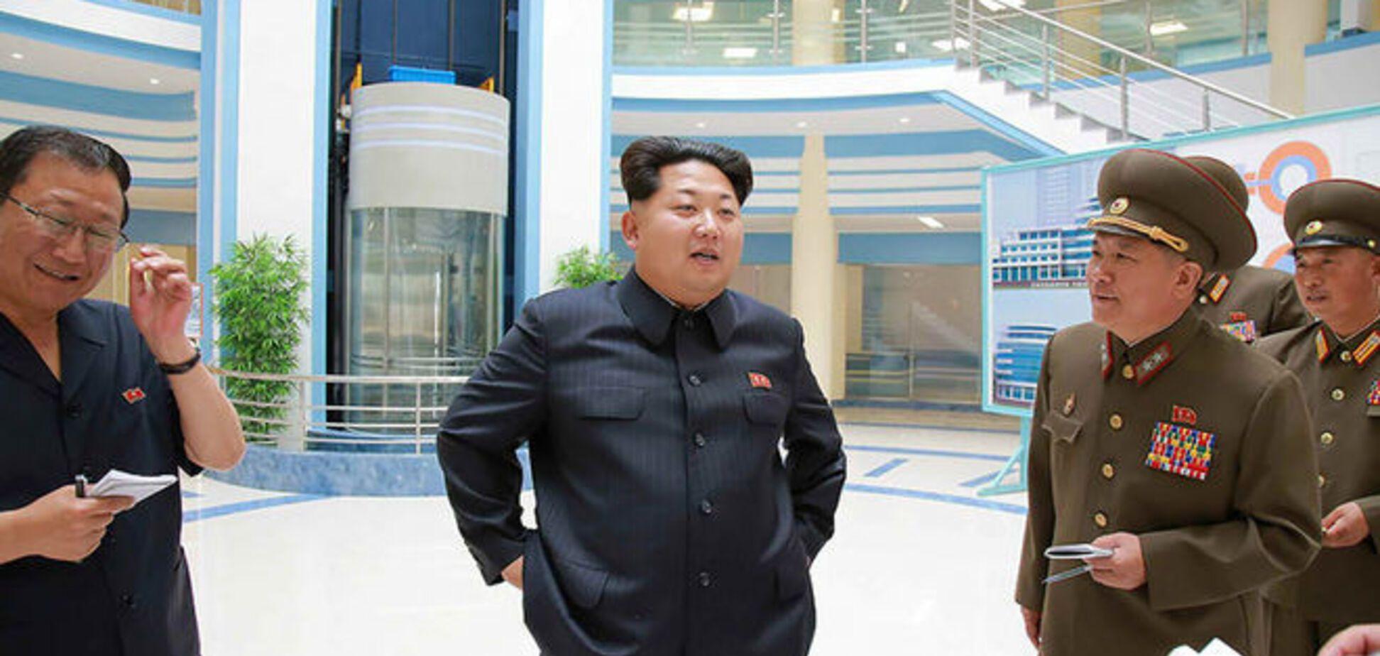 Кім Чен Ин вирішив возз'єднати корейців