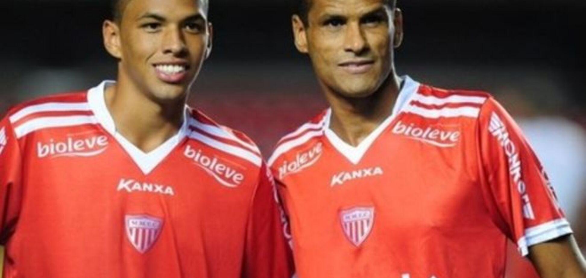 Легендарний бразилець разом із сином обіграли всю команду суперника