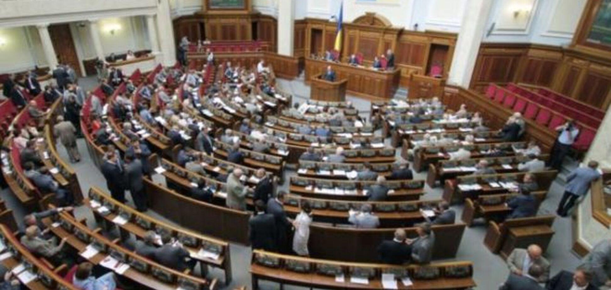 Олещук рассказал о 'замыливании глаз' в законе о местных выборах