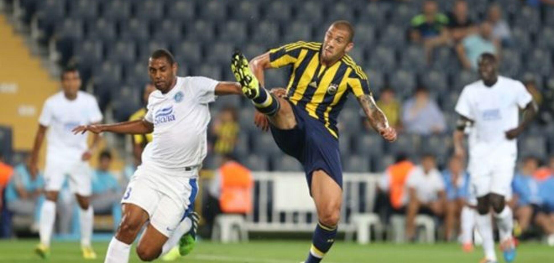 'Дніпро' переміг топ-команду Туреччини