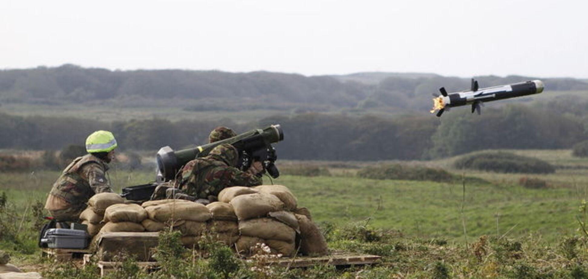 Україна в разі ескалації на Донбасі сподівається отримати від Заходу хоча б тисячу Javelin