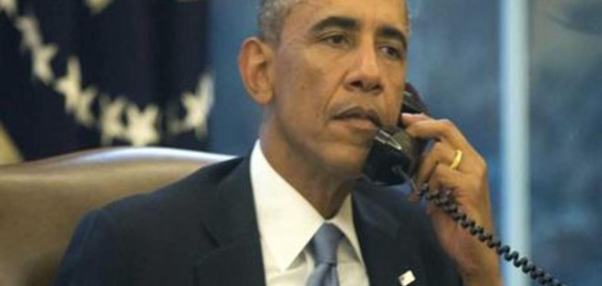 Обама відзначив важливу роль Путіна під час переговорів з Іраном