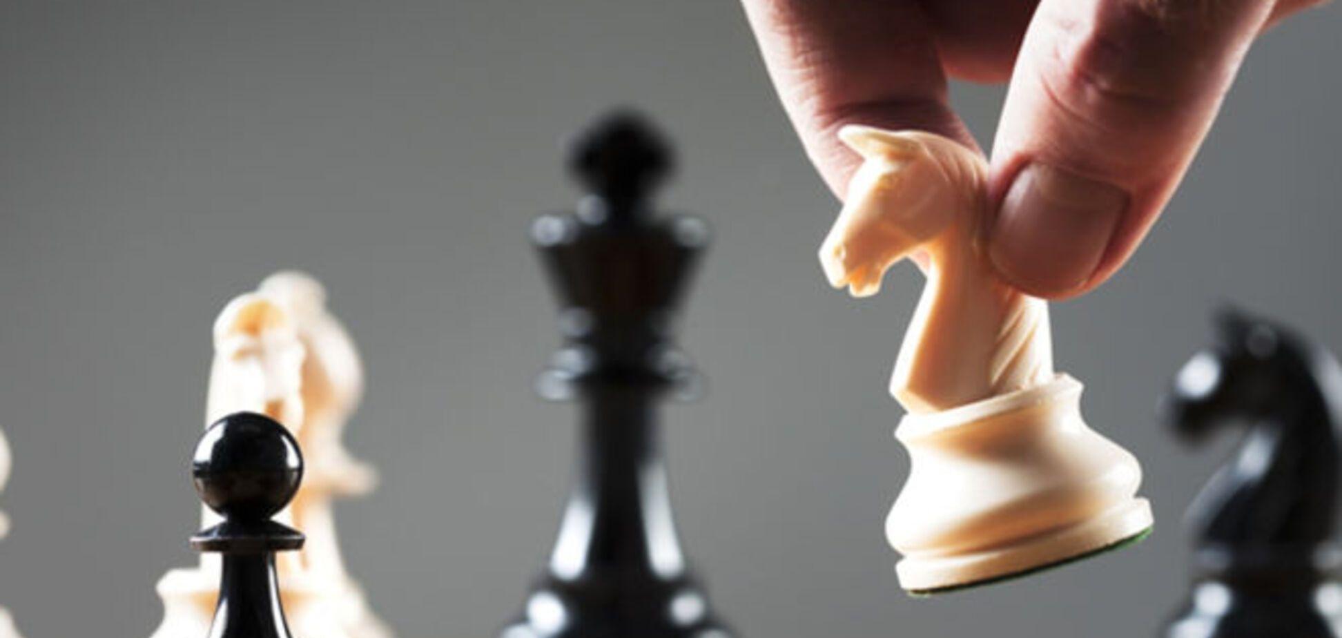 Шахи стали зимовим видом спорту