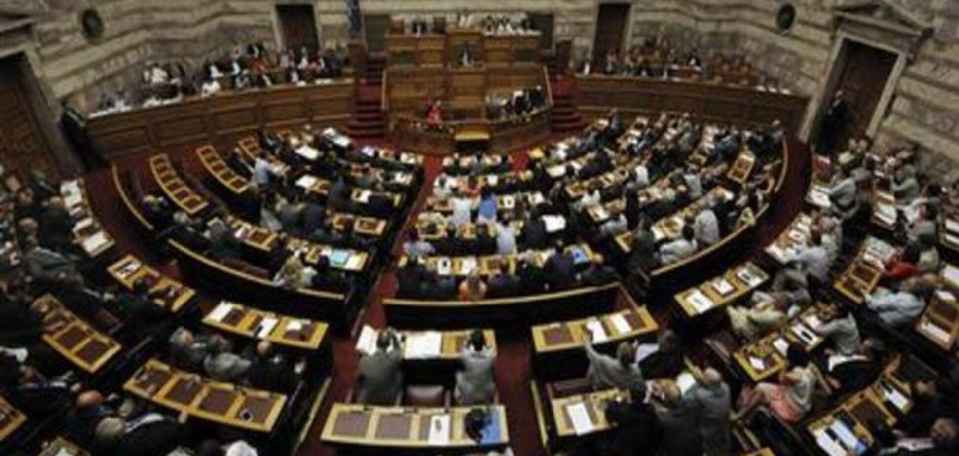 Парламент Греції схвалив новий пакет реформ