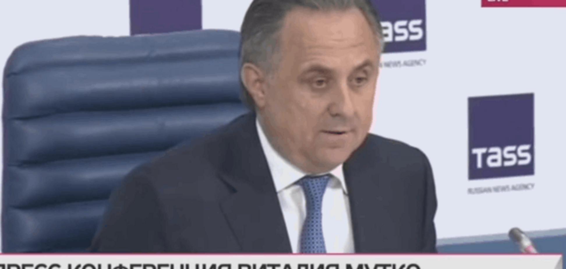 За Фрейдом: міністр спорту Росії проговорився про своє таємне бажання