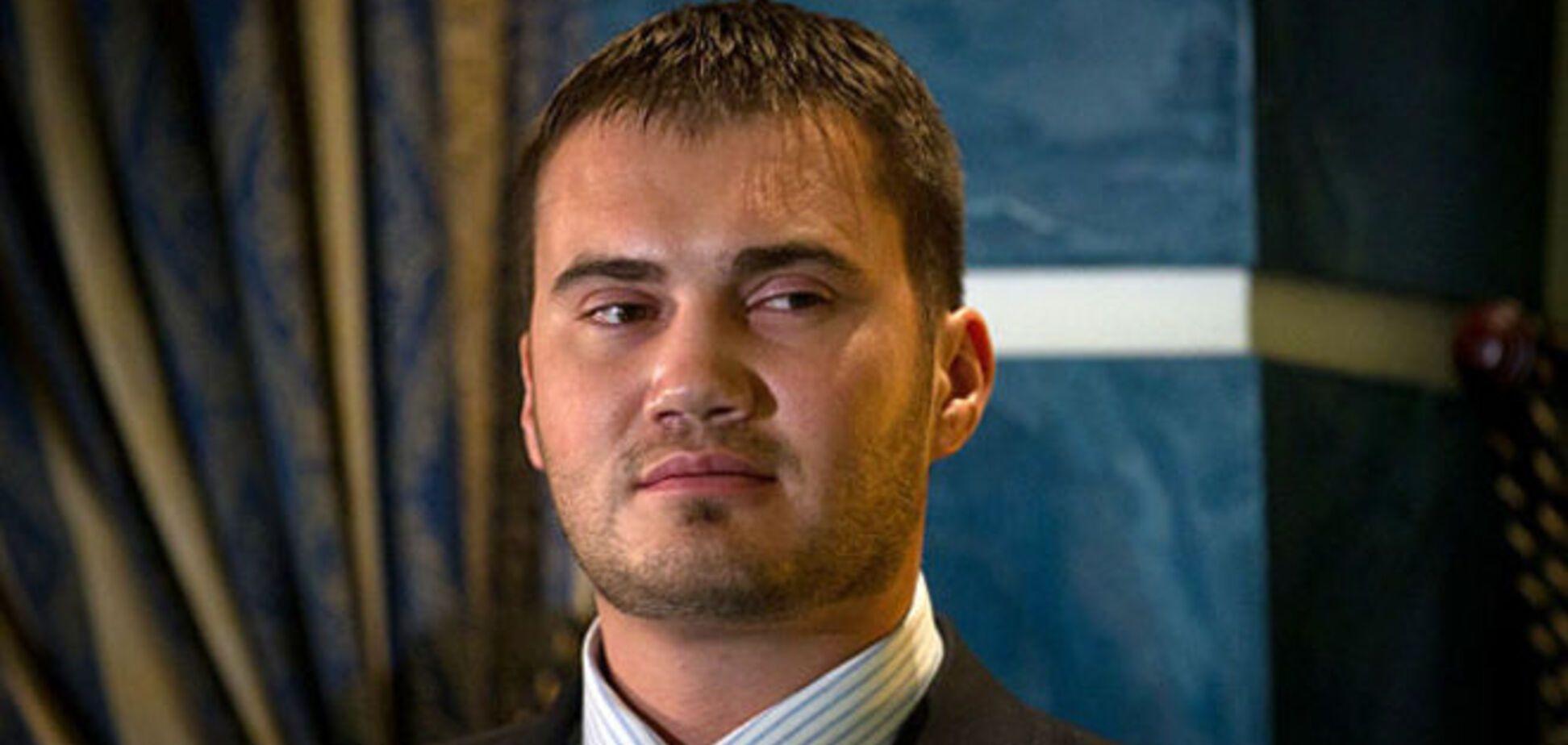 Дружина Януковича-молодшого приїхала на могилу чоловіка в день його народження - ЗМІ
