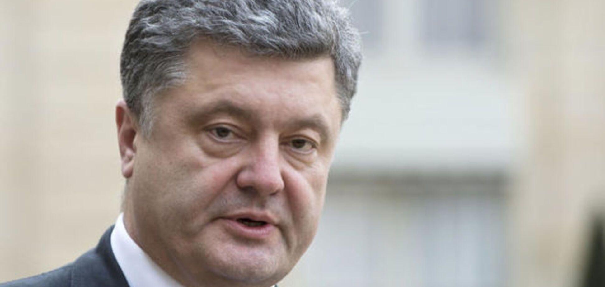 Порошенко объяснил, почему Россия не хочет трибунала по сбитому 'Боингу'