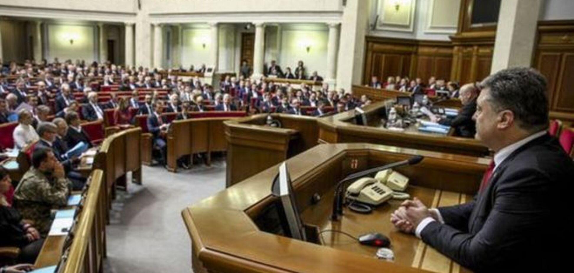 Порошенко розповів про статус Криму в новій Конституції