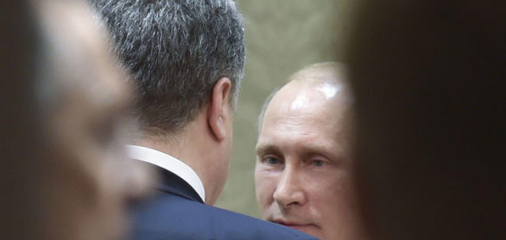 Порошенко і Путін можуть зустрітися в Китаї - ЗМІ