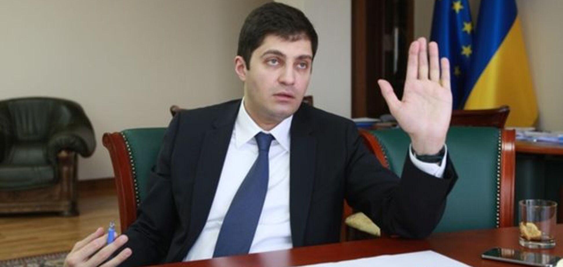 У режимі он-лайн: Сакварелідзе закликав українців взяти участь у відборі нових прокурорів