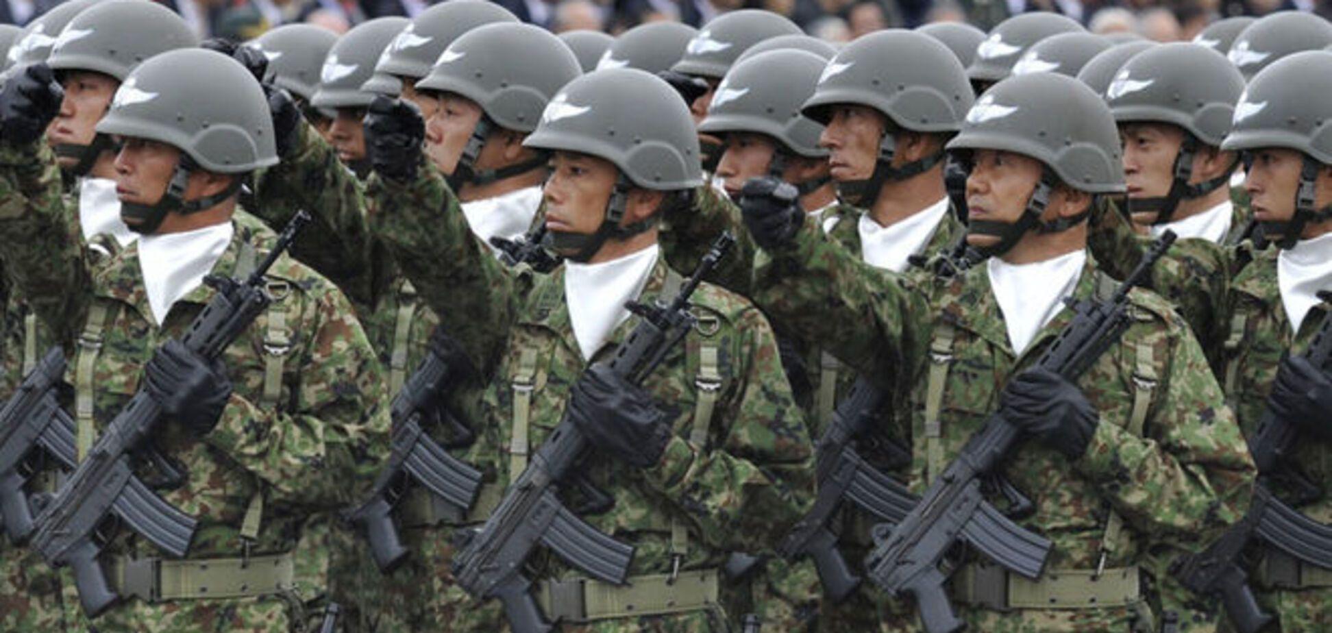 Японія прийняла закон про бойові дії в 'дружніх країнах'