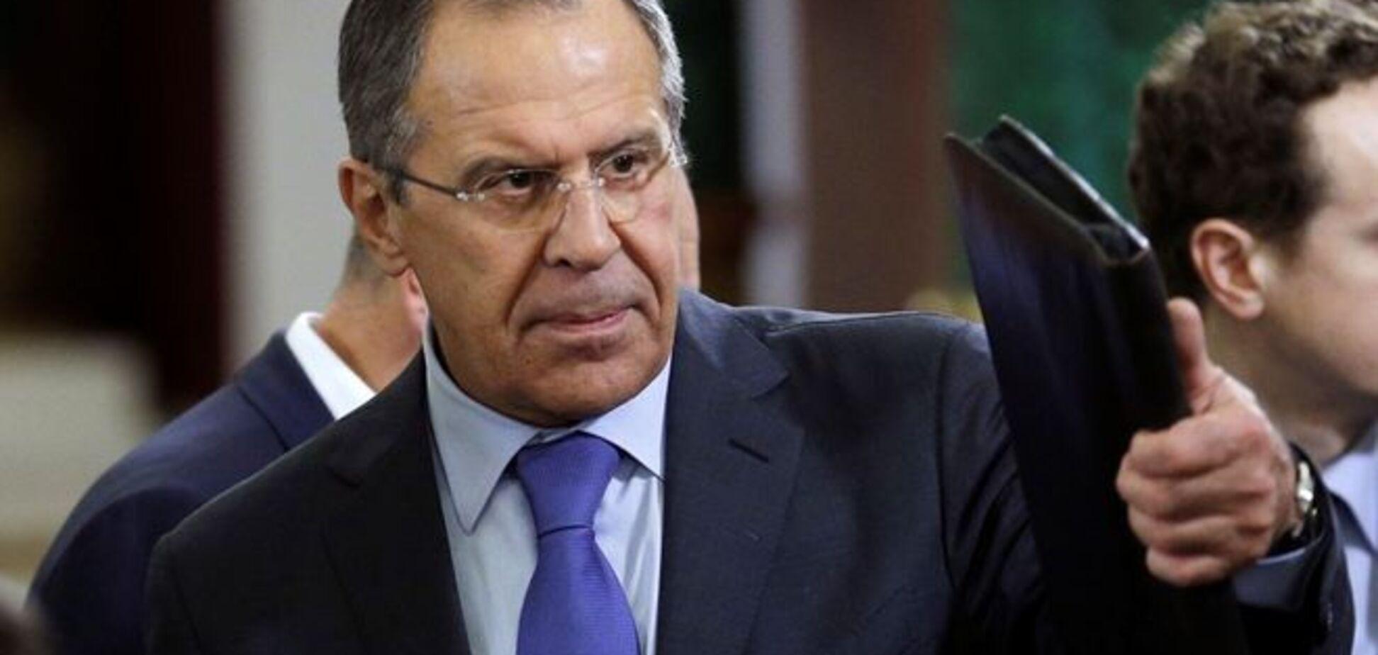 Лавров не считает сбитый над Донбассом 'Боинг' угрозой миру и безопасности