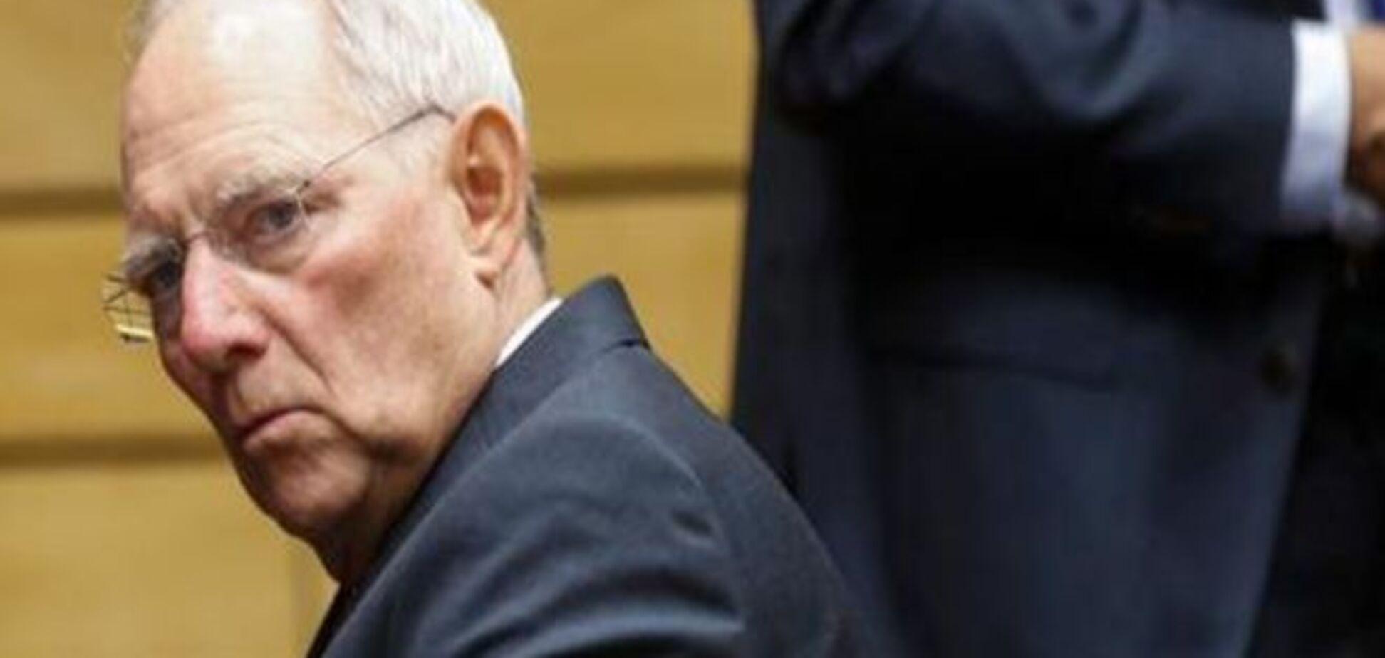 Міністр фінансів ФРН: Єврогрупа перевірить ухвалені в Афінах реформи