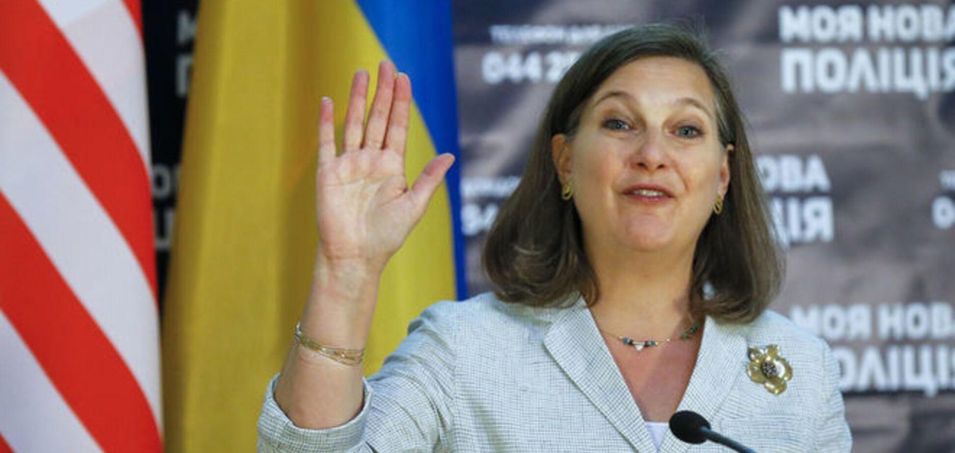 Рада проголосує за 'особливий статус' Донбасу - Нуланд