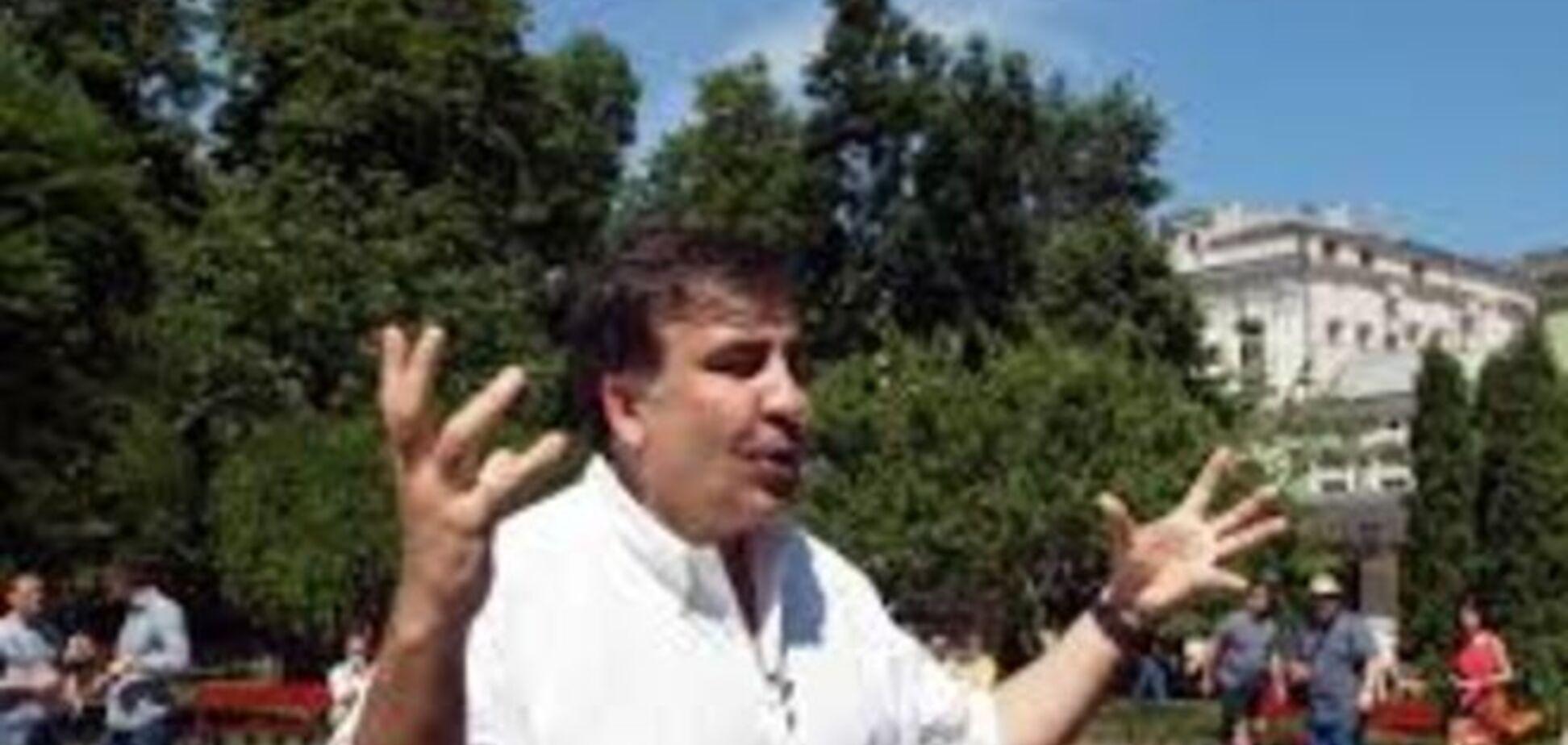 Саакашвили решил легализовать казино в Одессе