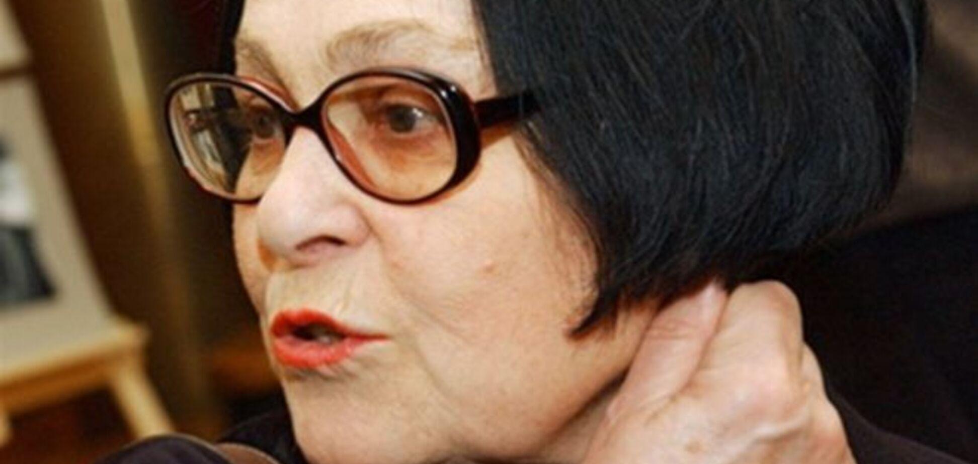 Кира Муратова: я не над схваткой, я принимаю сторону Украины
