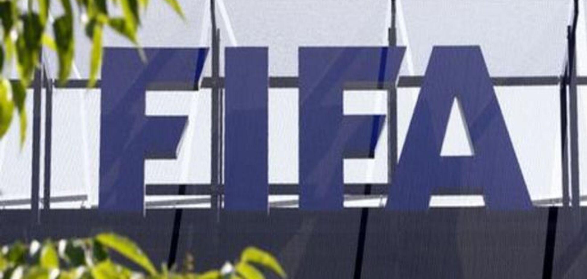 Швейцарія передала США одного з підозрюваних функціонерів ФІФА