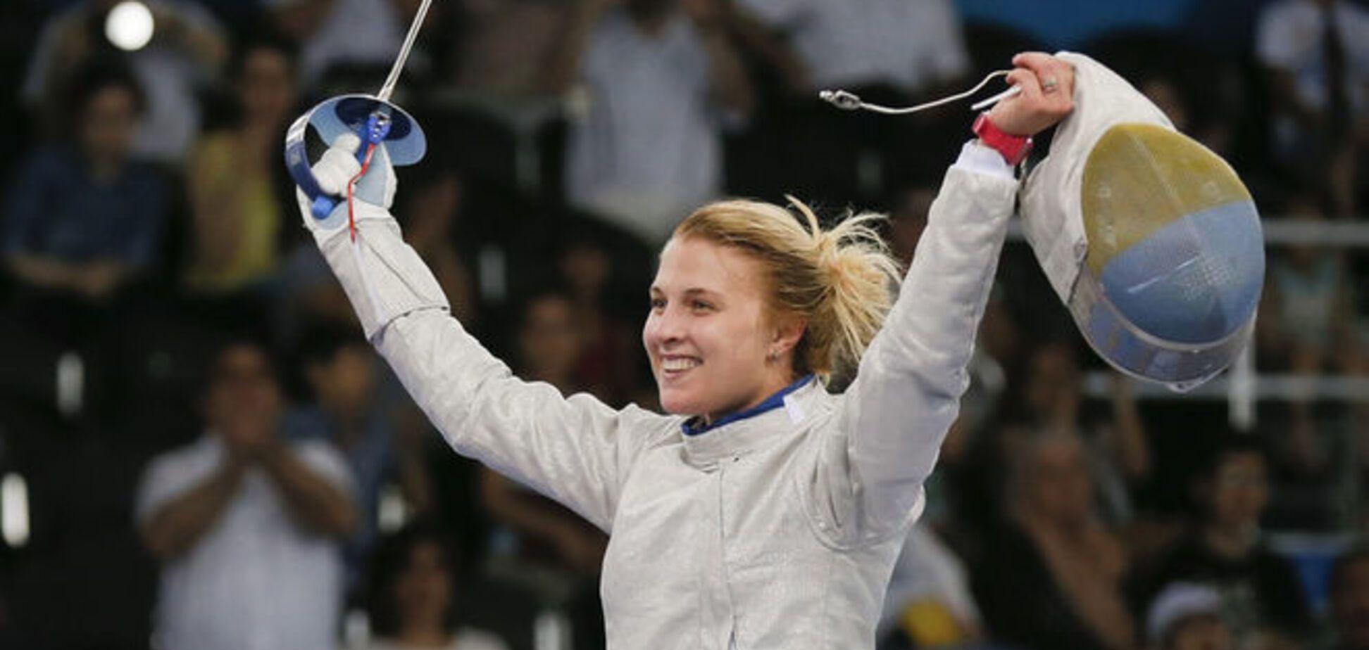 Українські шаблістки 'зарубали' американок у півфіналі чемпіонату світу