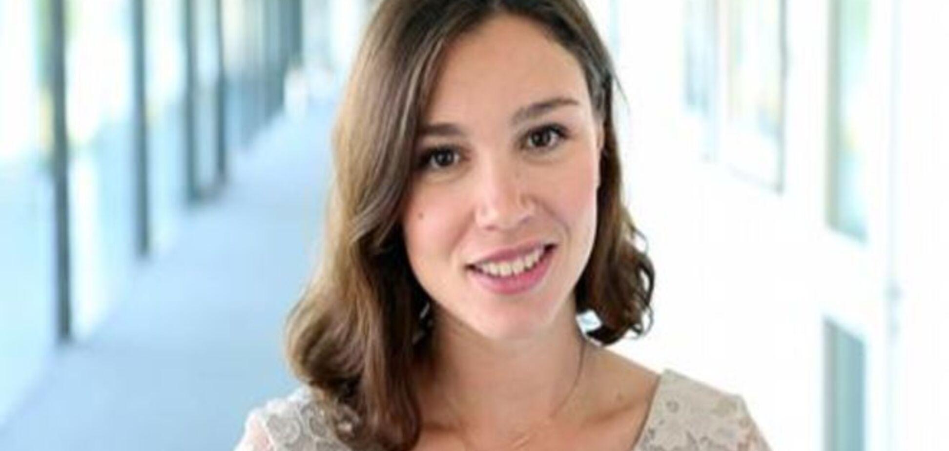 Жанна Нємцова стане репортеркою Deutsche Welle