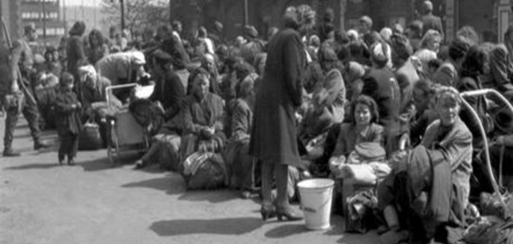 Втрата коріння та інтеграція: біженці в повоєнні часи й сьогодні
