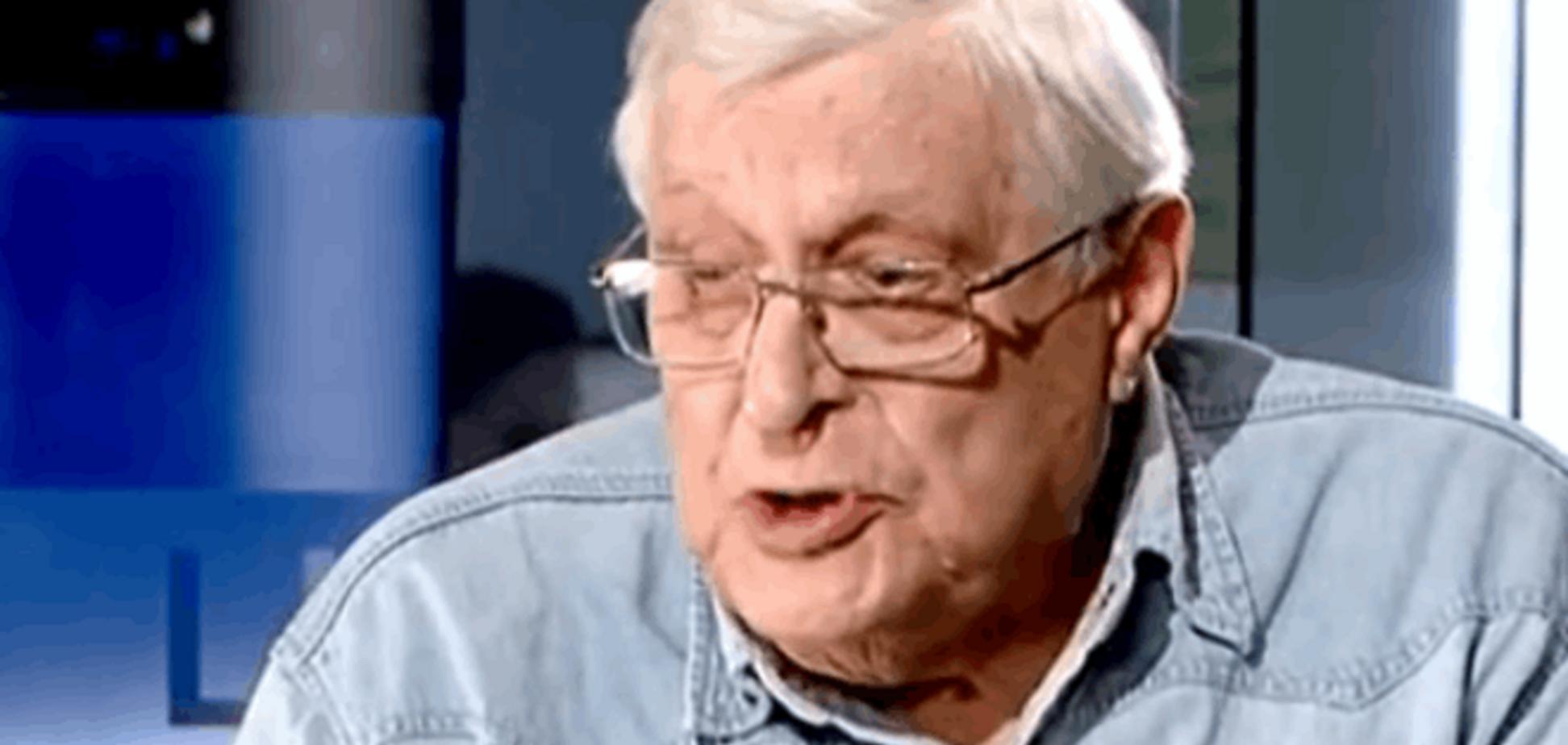 Басилашвілі засудив анексію Криму - Путін відкрив ящик Пандори: відеофакт