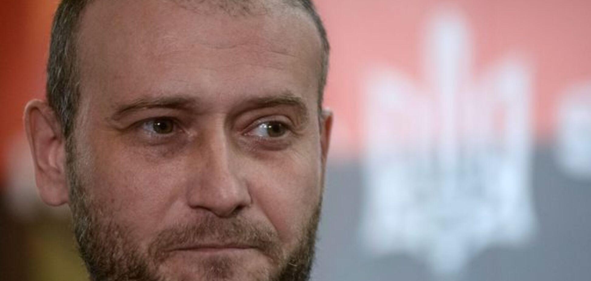 Ярош розповів, чим 'Правий сектор' займеться в Києві