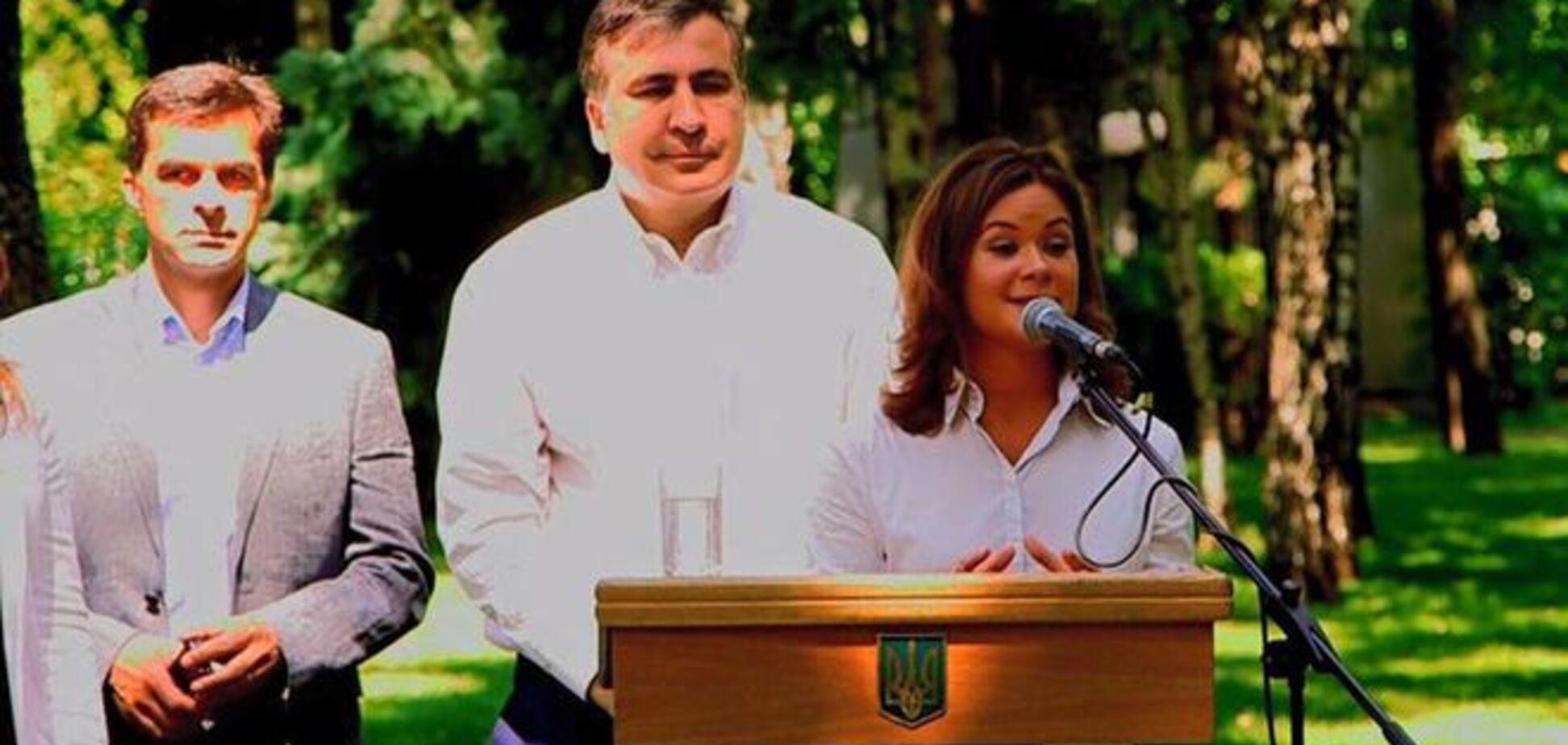 Мария Гайдар как психотропное оружие Саакашвили