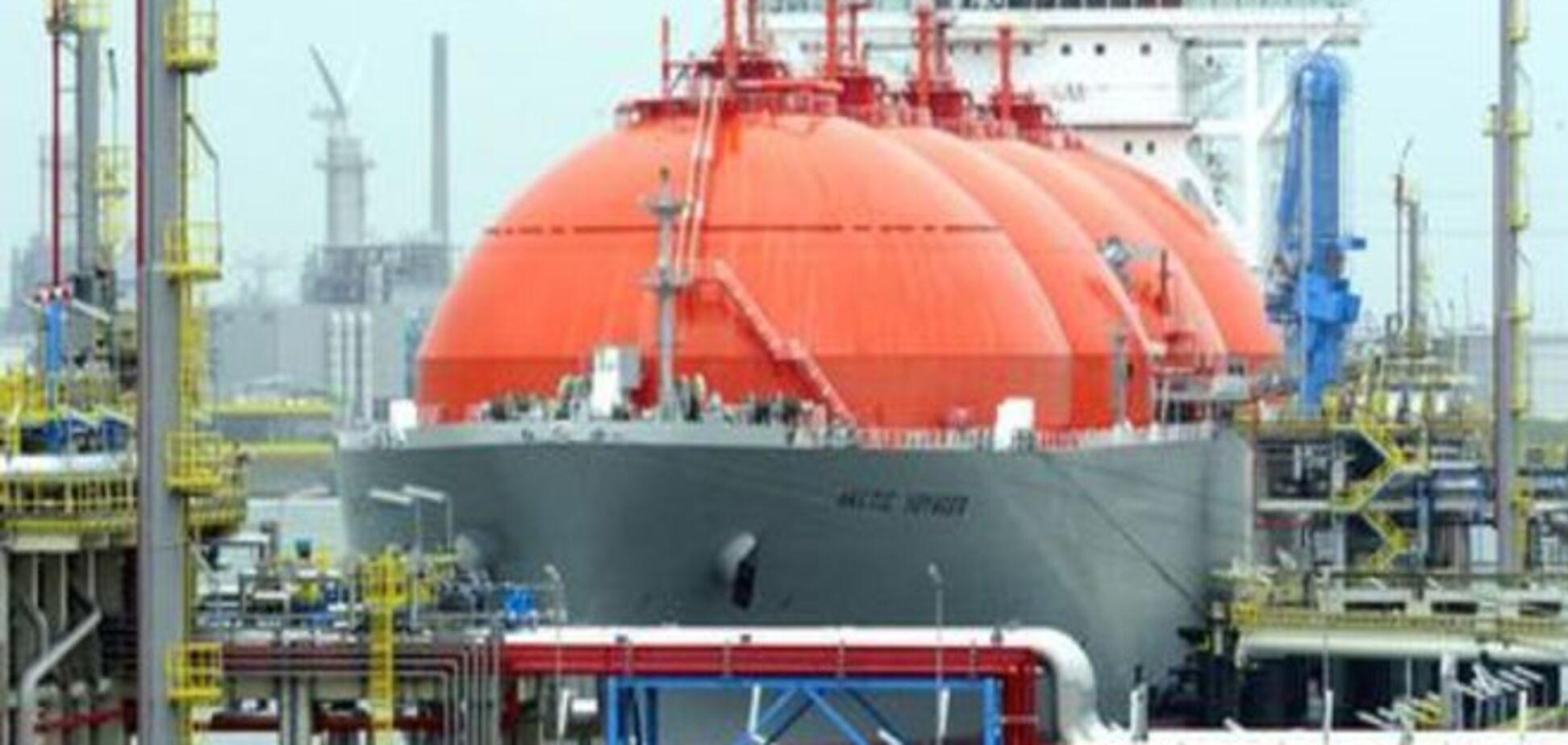 Компанія з США може побудувати термінал для прийому зрідженого газу в Україні