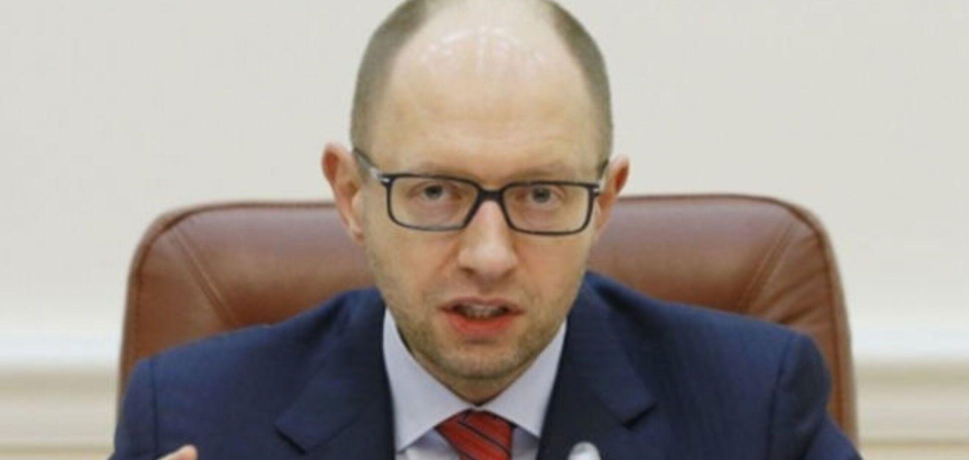 Яценюк розповів, як буде викорінювати корупцію в податковій
