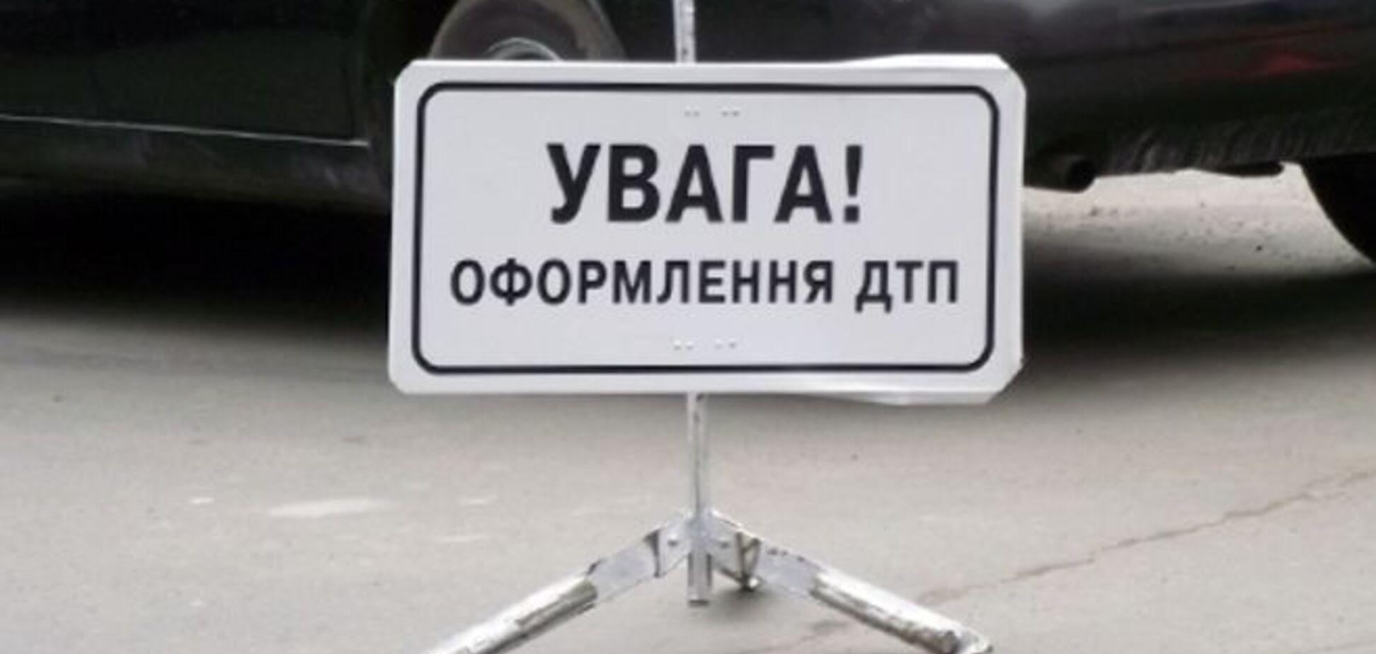 Названі найпоширеніші причини ДТП в Києві: інфографіка
