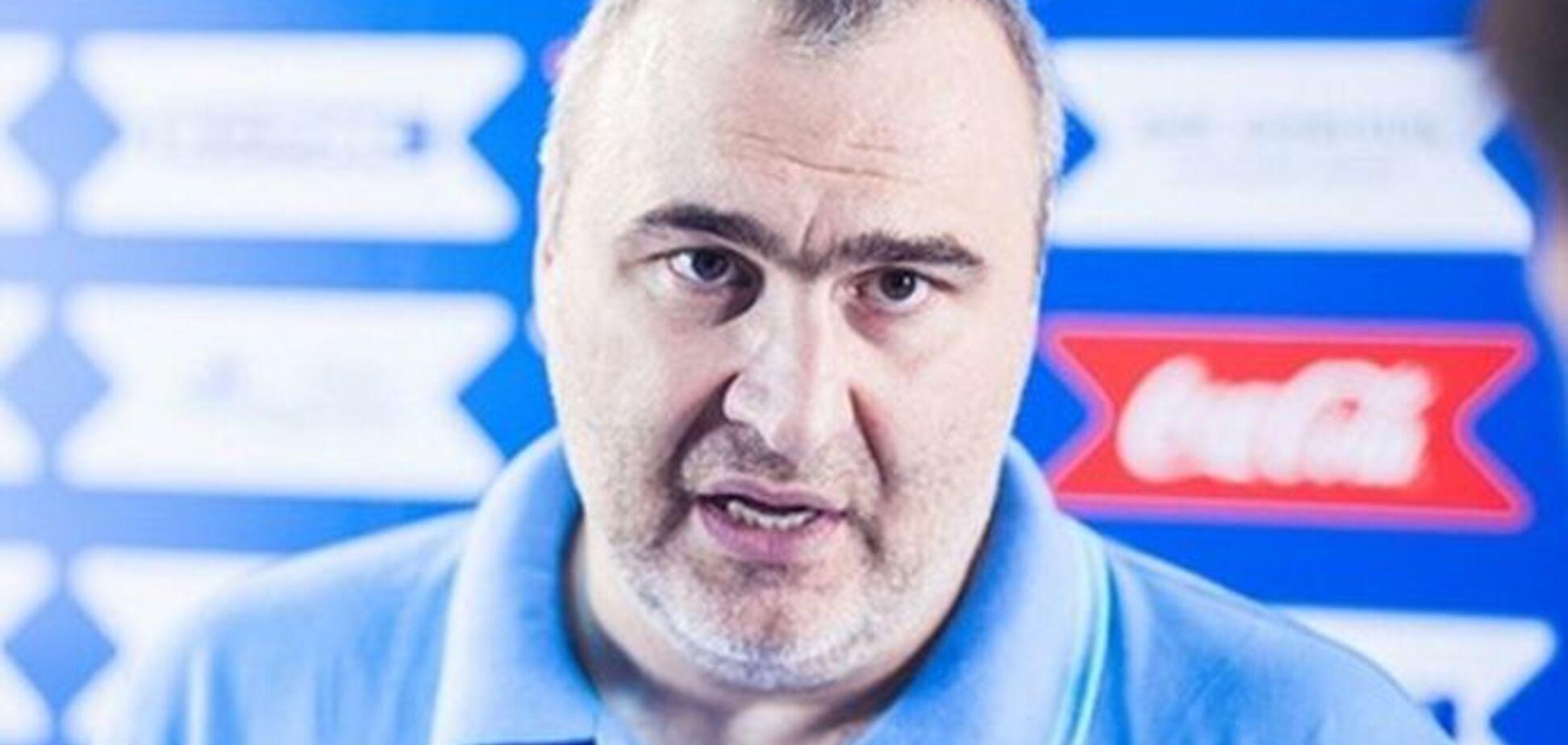 Збірна України повинна потрапити в топ-8 Євробаскету - тренер