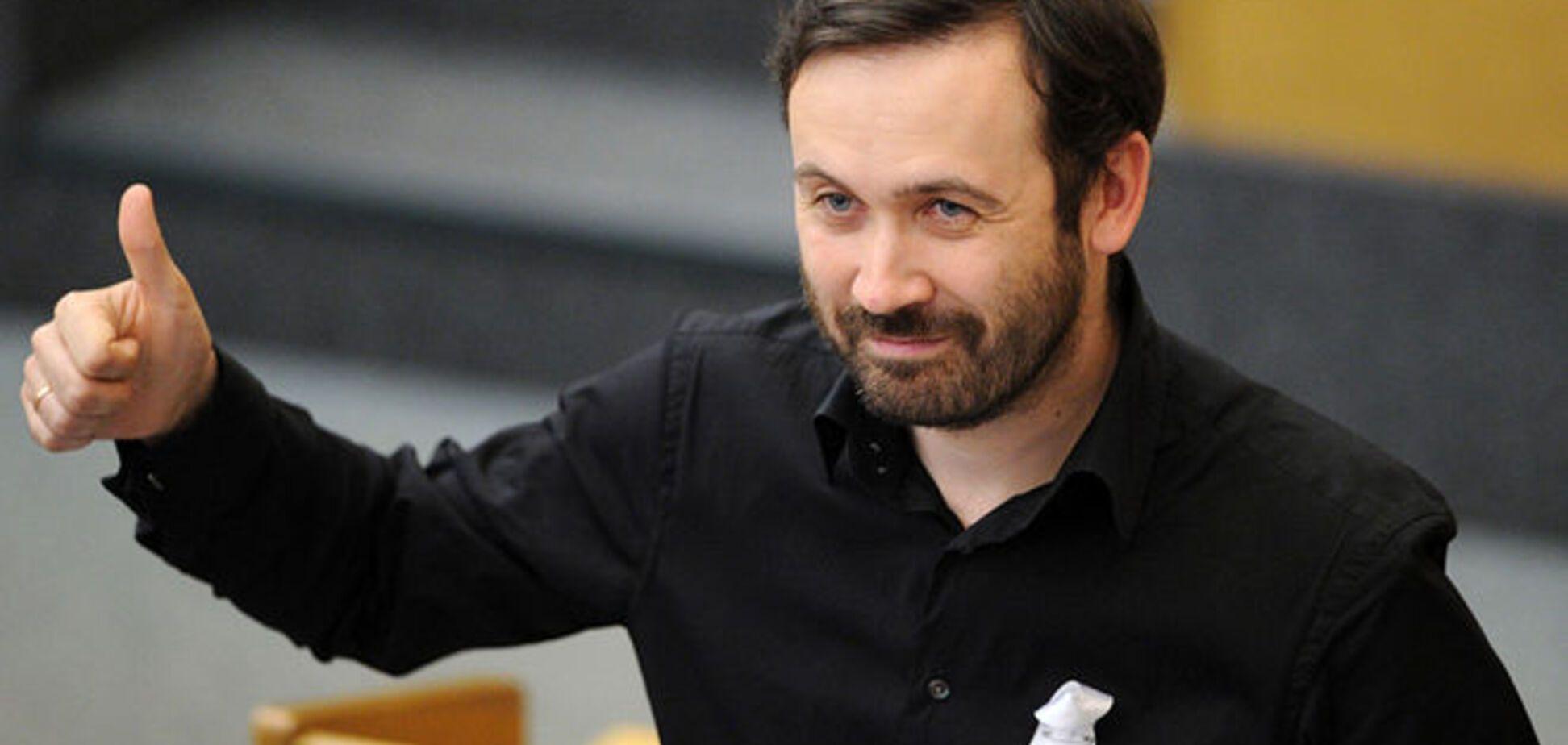 У Росії заочно заарештували депутата, який засудив анексію Криму