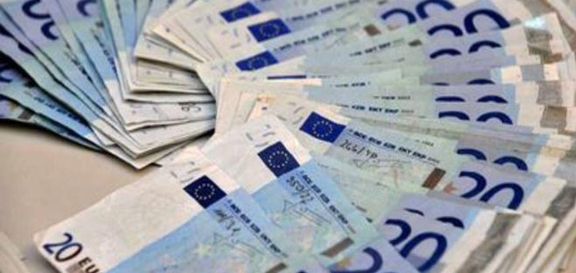 У Німеччині в обігу побільшало фальшивих євробанкнот