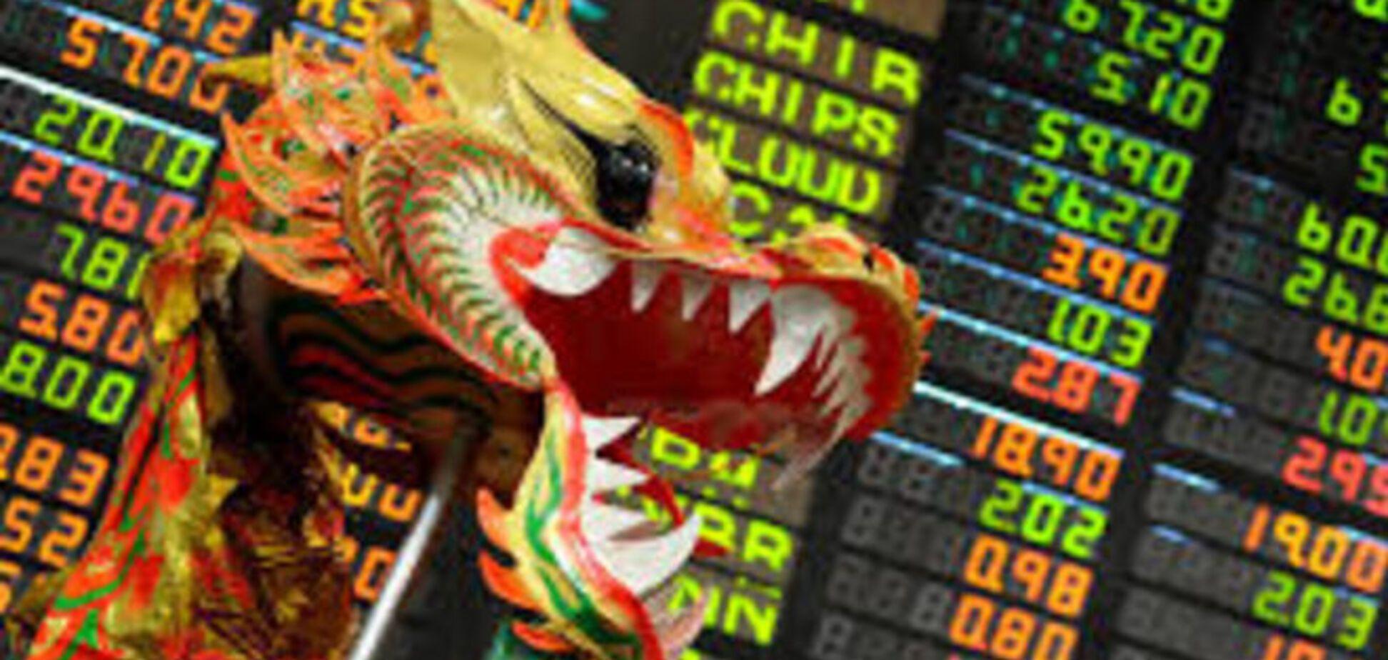 Владі Китаю довелося влити у фондовий ринок 3 трлн юанів