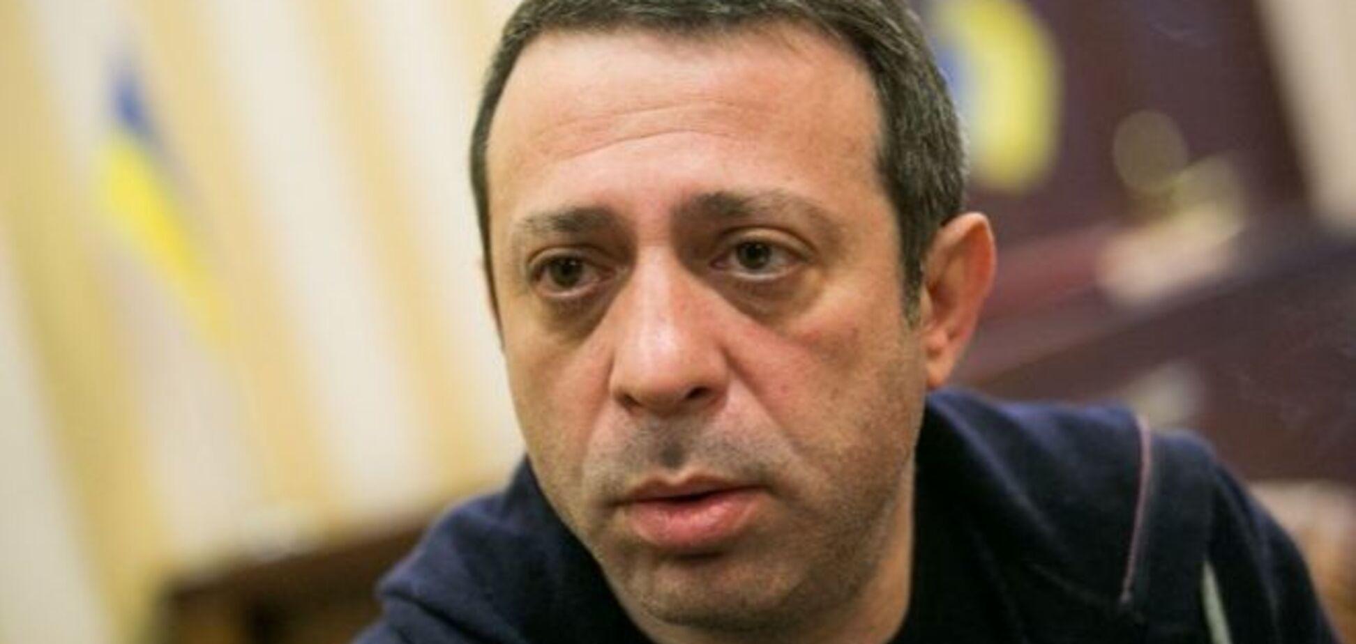 Корбан запросив Саакашвілі в Чернігів боротися з беззаконням