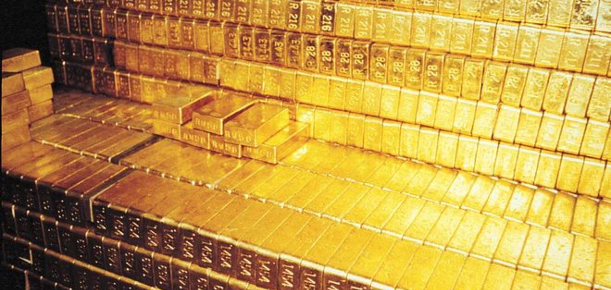 Китай обійшов Росію по запасах золота