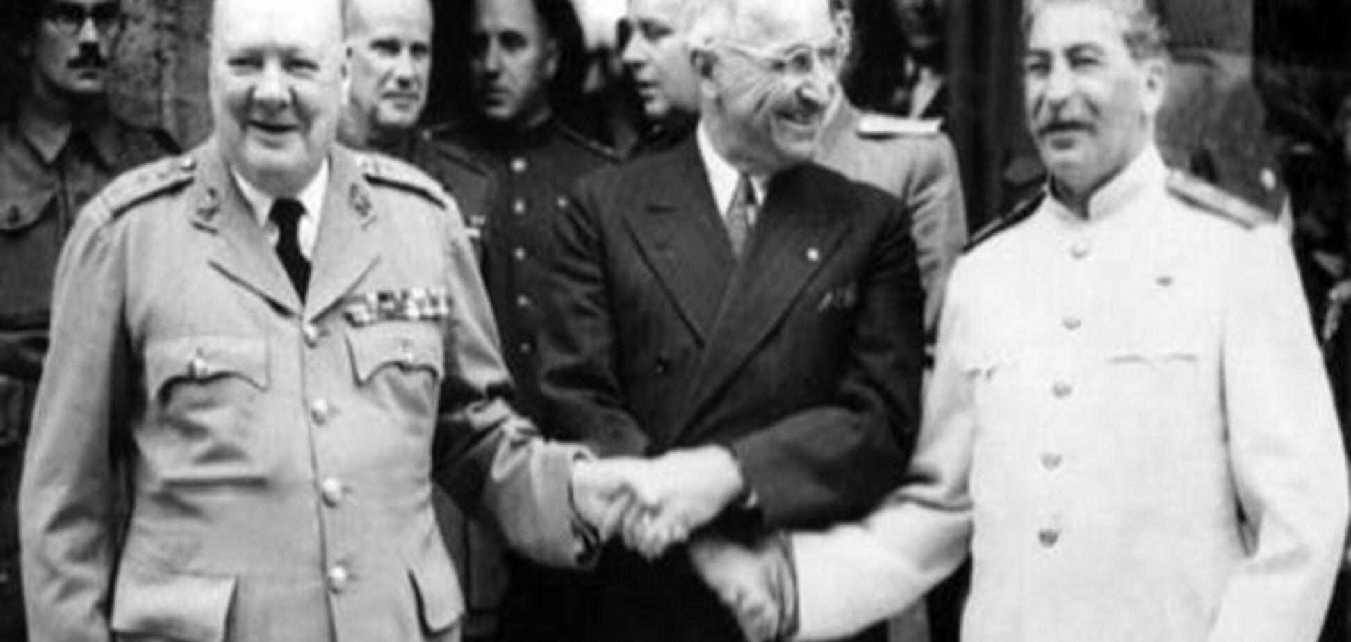 Як Потсдамська конференція встановила новий лад у повоєнній Німеччині