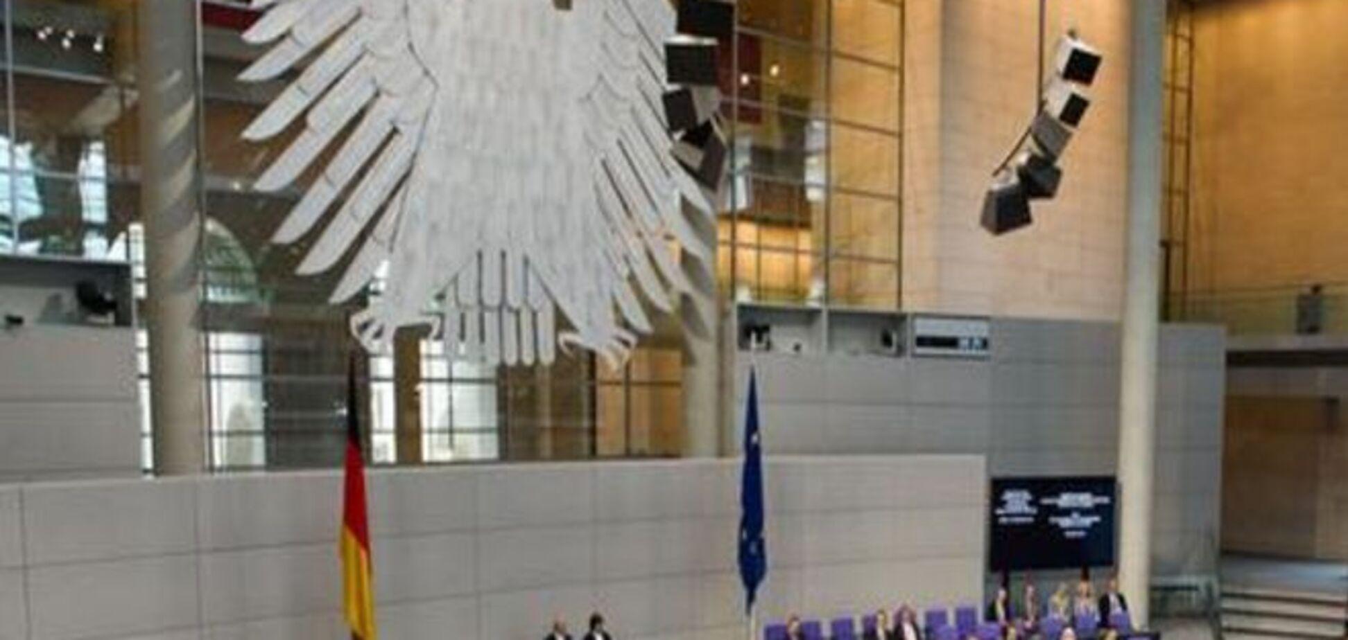 Бундестаг дав 'зелене світло' відновленню переговорів про фінансову допомогу Греції