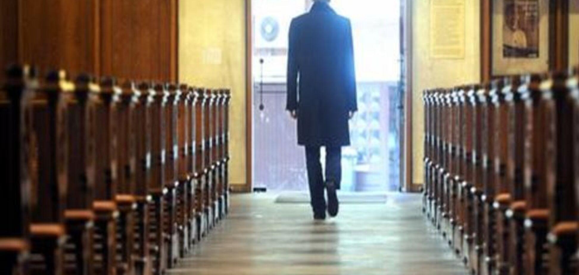 З католицької церкви в Німеччині вийшла рекордна кількість вірян