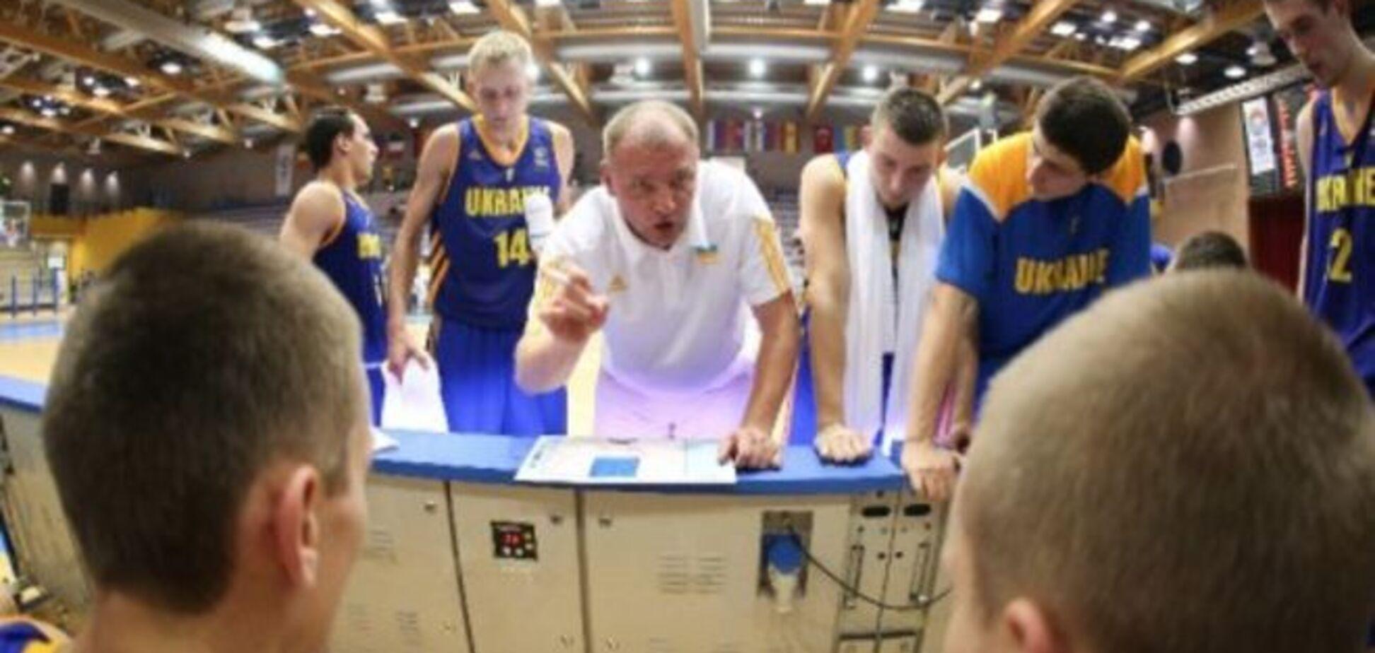 Сборная Украины проиграла Италии на молодежном чемпионате Европы