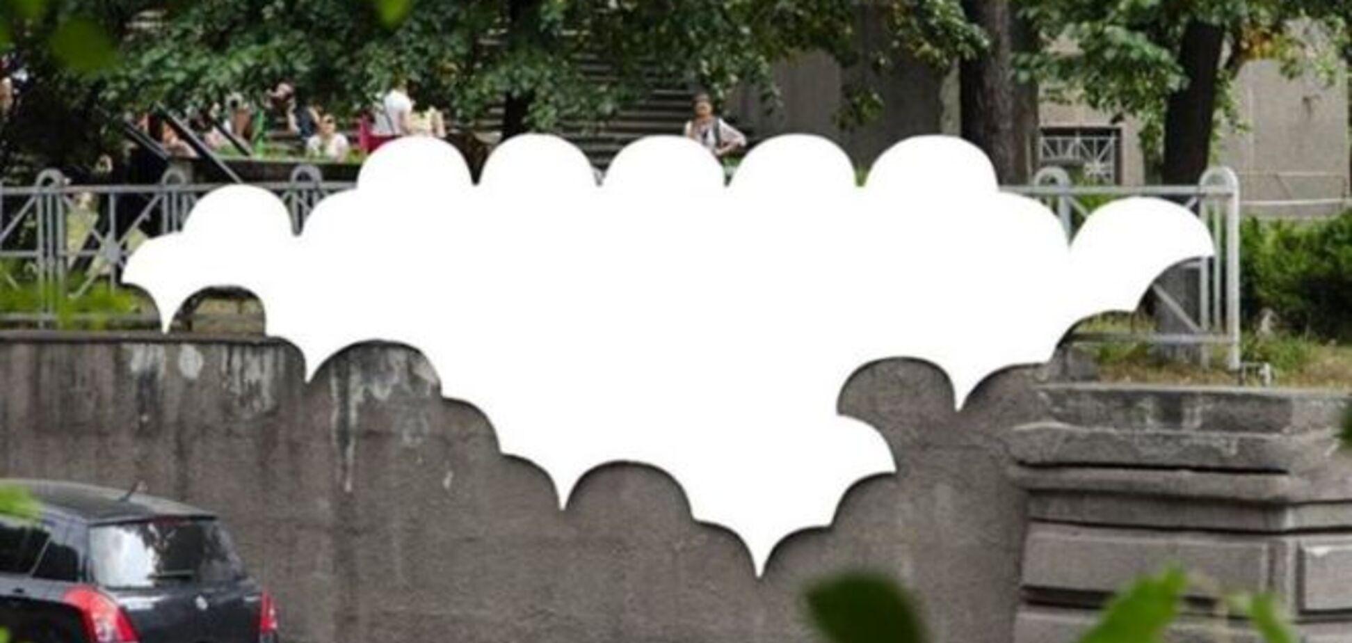 У центрі Києва несподівано зникла 'отара' овець: фотофакт