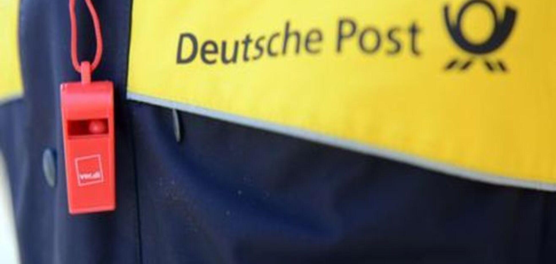 В Німеччині близько мільйона пропущених робочих днів через страйки