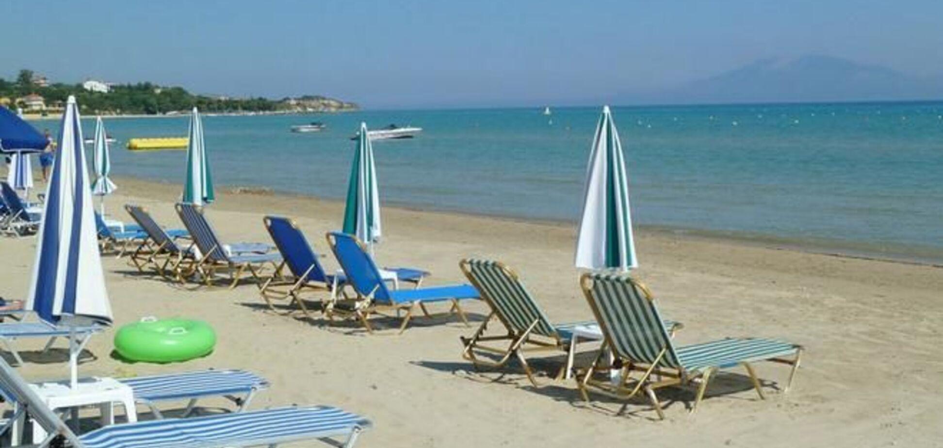 'Переповнені' пляжі Криму