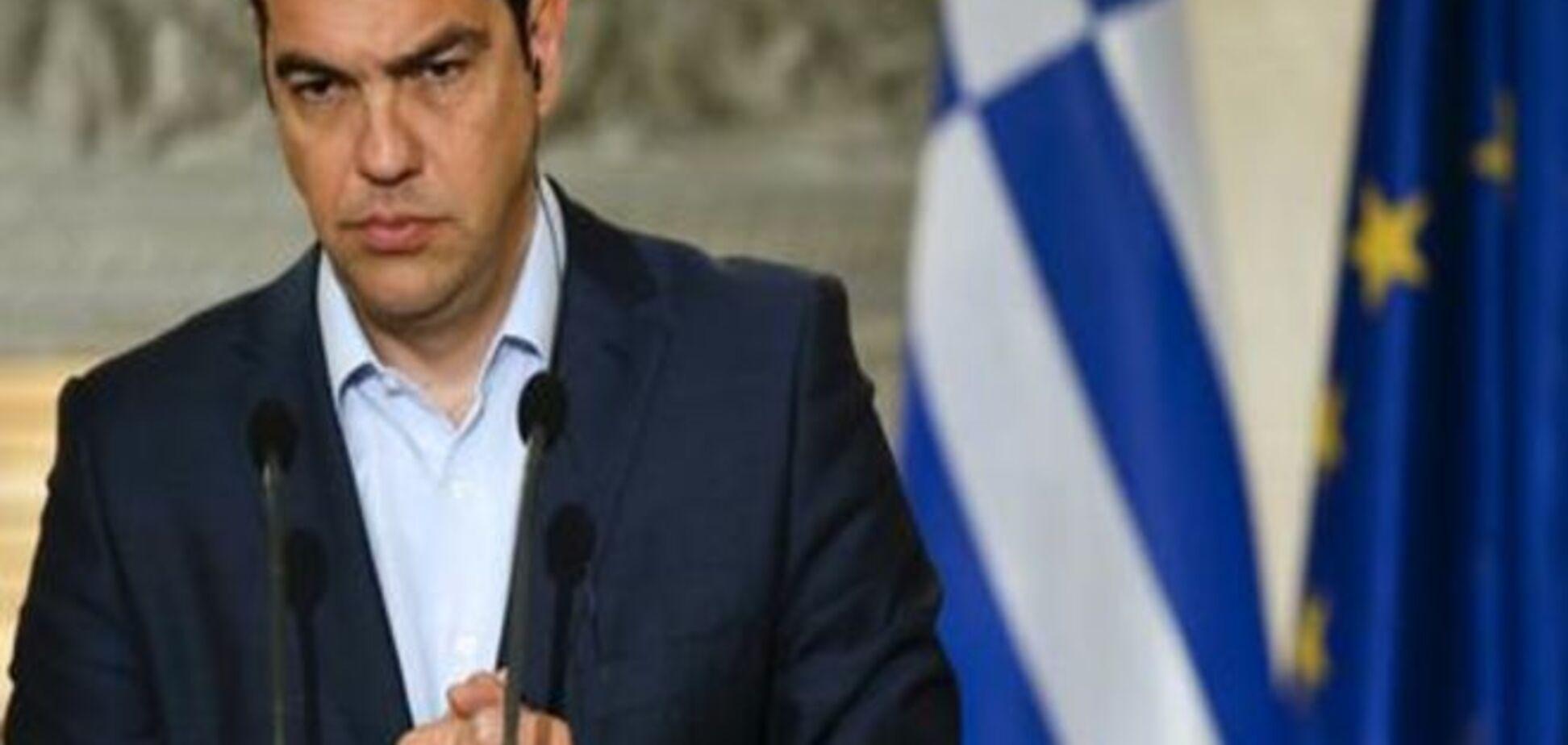 Нові члени грецького уряду прийняли присягу