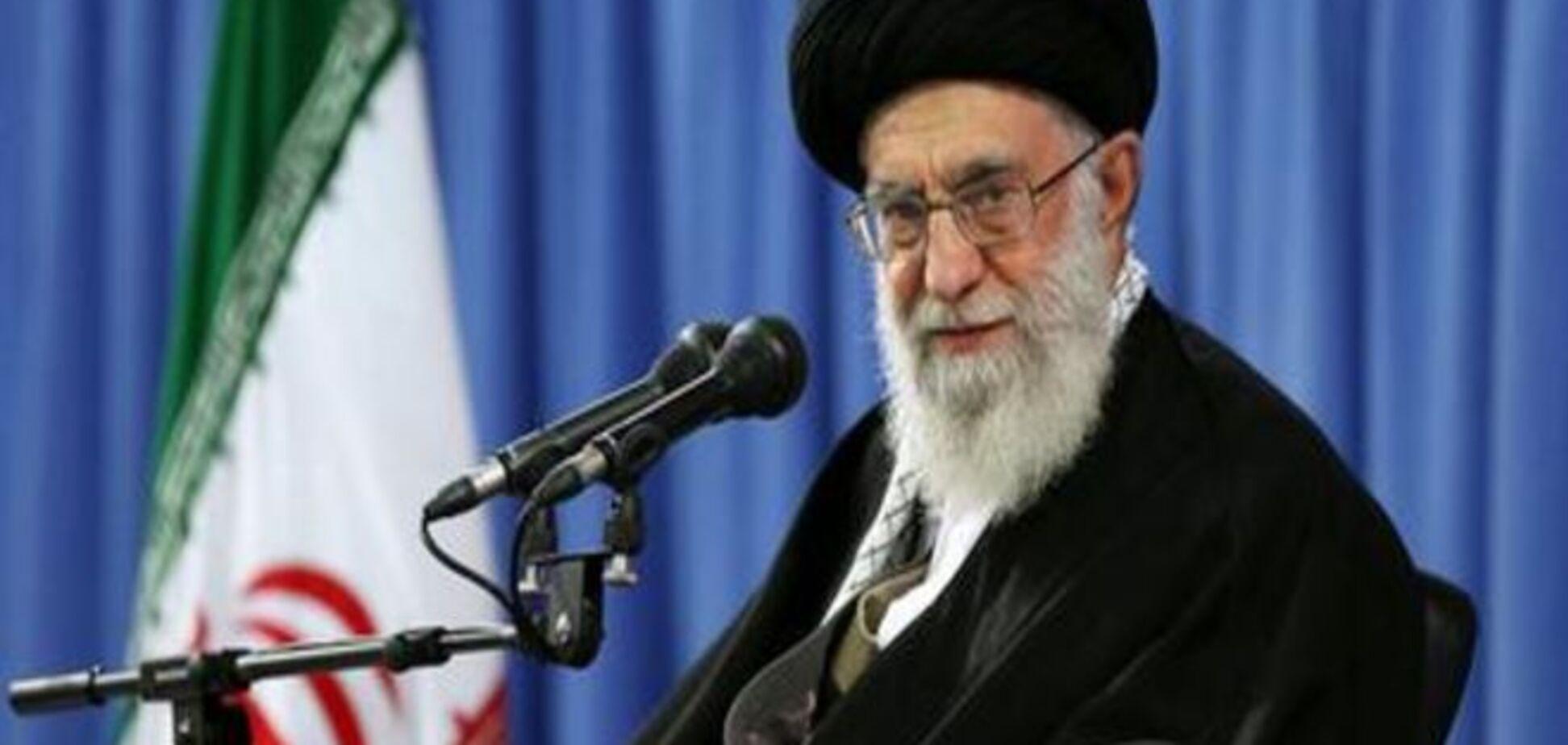 Духовний лідер Ірану: Діалогу з США не буде
