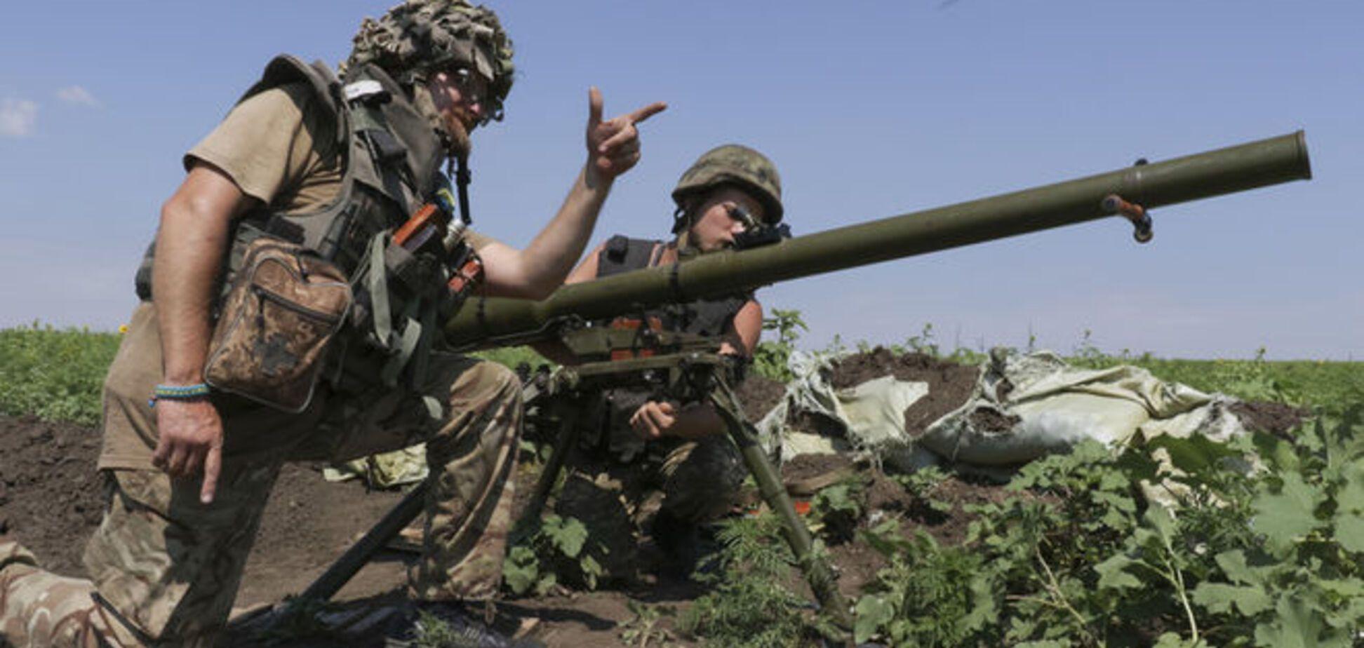 У Лаврова требуют вывести из Широкино силы АТО