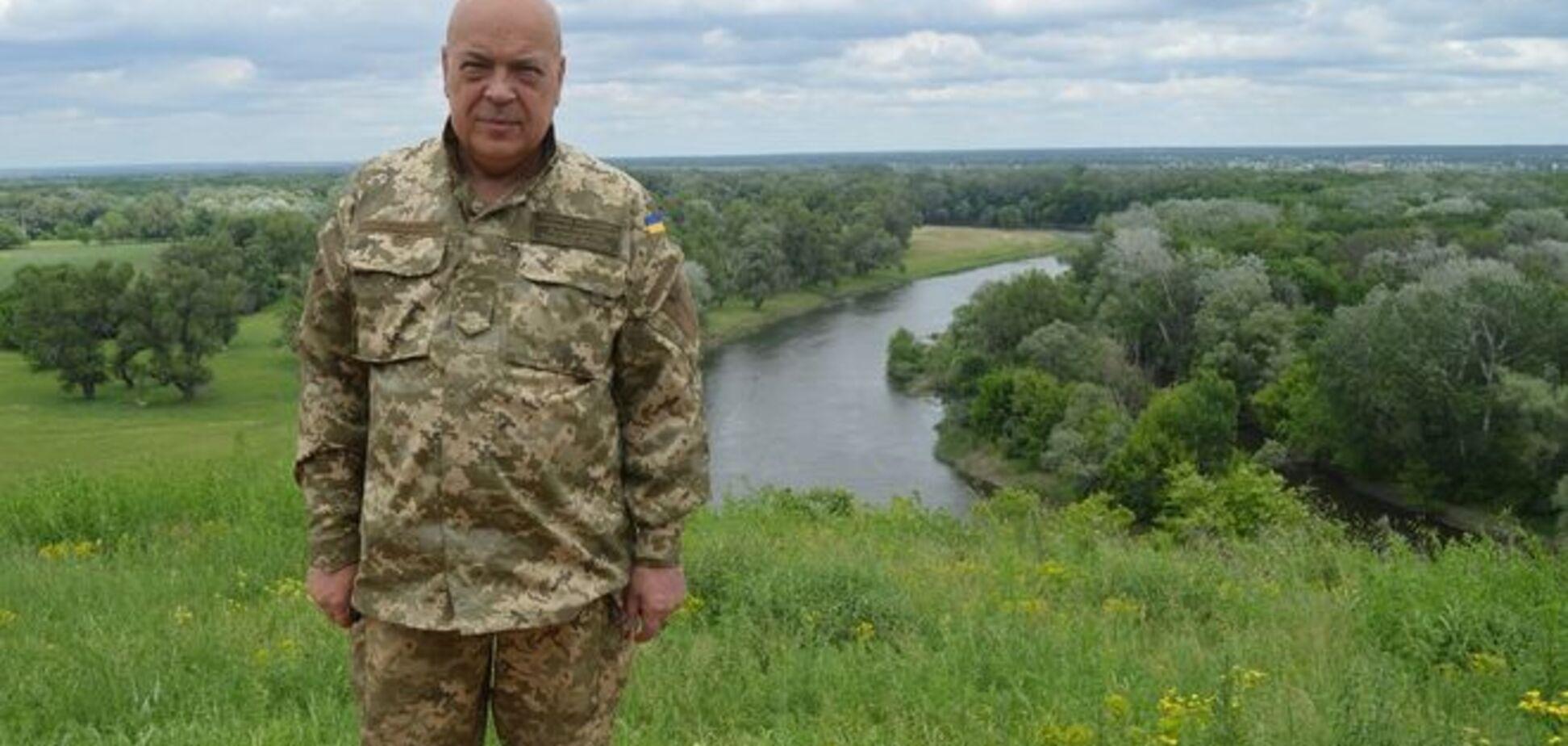 Москаль звернувся до луганчан: я не збирався йти!