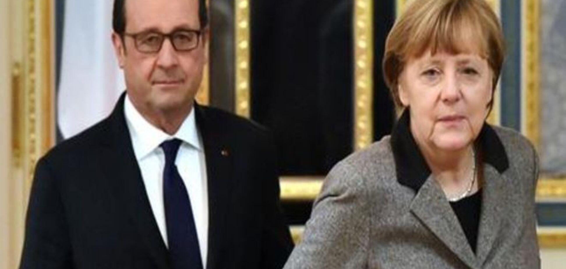 'Нормандська четвірка' погодила виконання мінських домовленостей до кінця року