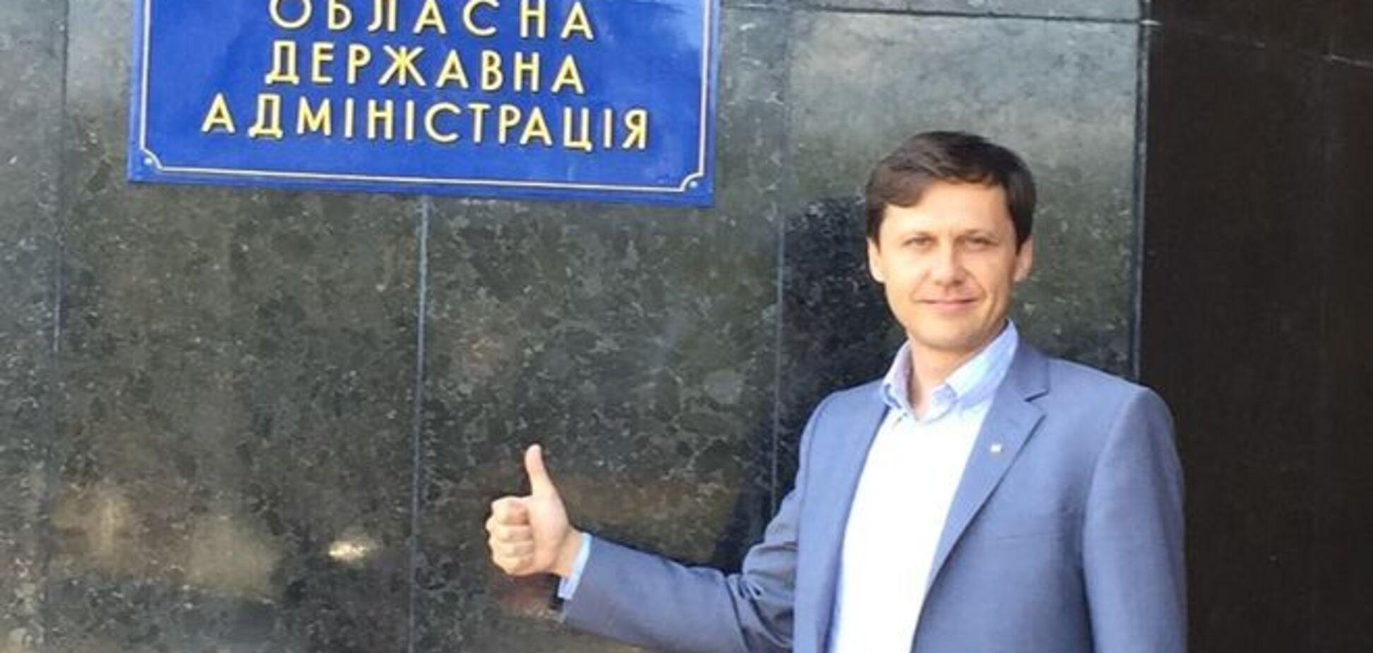 Звільнений міністр Шевченко пішов працювати до Саакашвілі