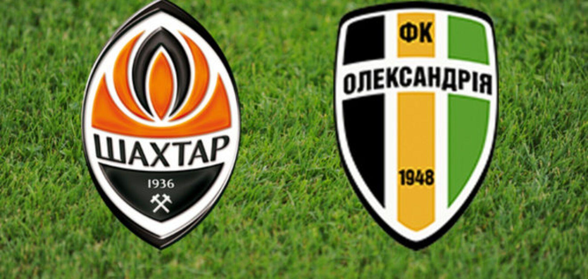 Шахтер - Александрия - 2-0: смотреть видео матча